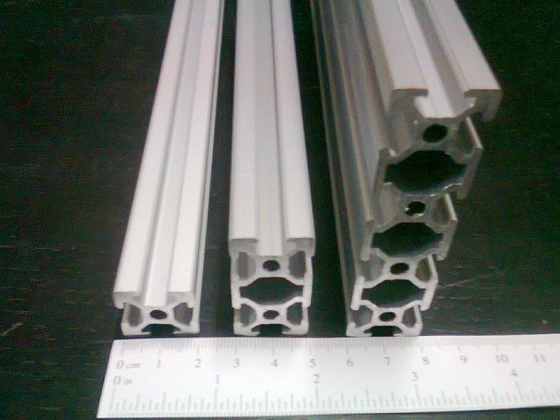 20x20-6, 20x40-6, 20x80-6