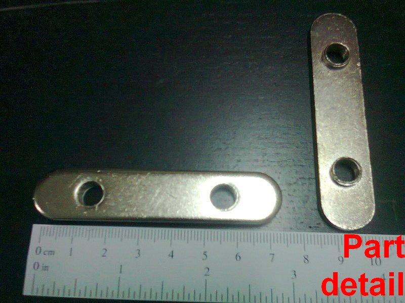 Aluminum T-slot profile slide-in T-nuts 8T-40 M8mm 24-set